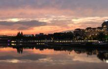 苏州河景观步廊