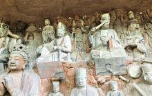 毗卢洞文物景区