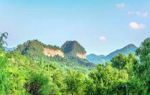 麦积山风景名胜区