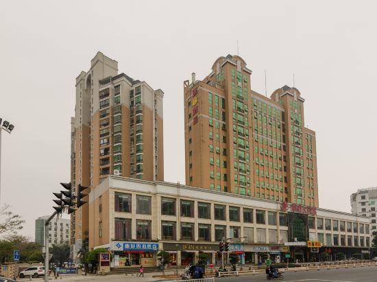 速8酒店(福州五一南路元洪城店)