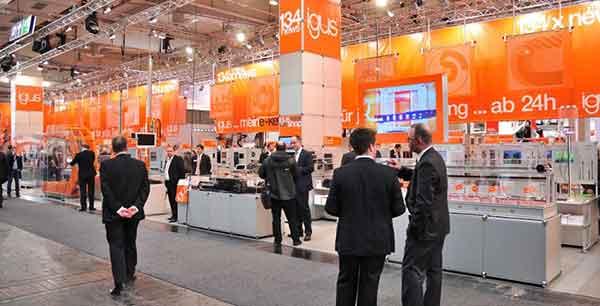 汉诺威工业博览会