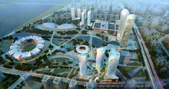 杭州奥体博览城