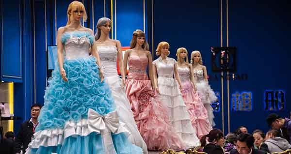 上海婚纱展
